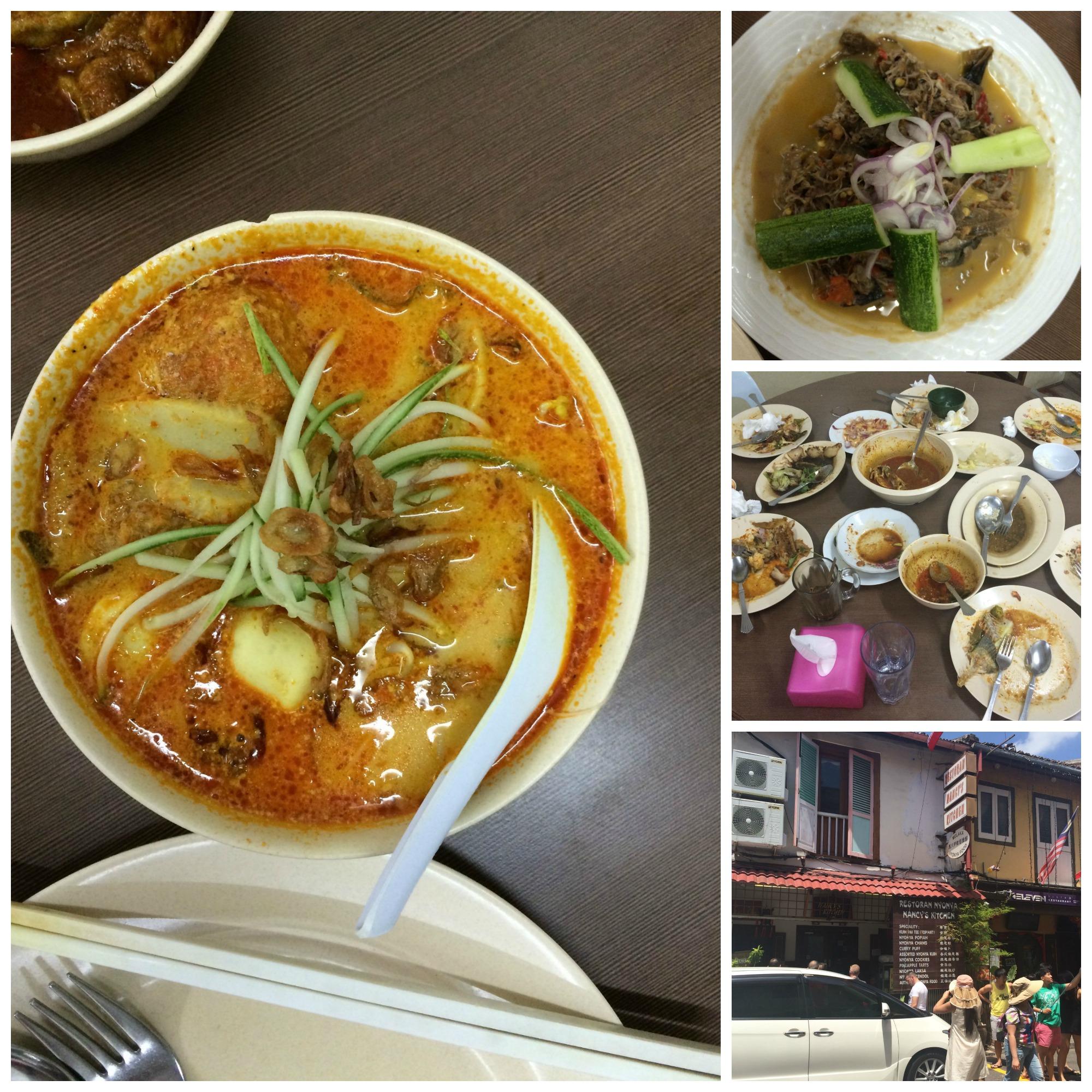 Gluten-free Travel to Malacca, Malaysia