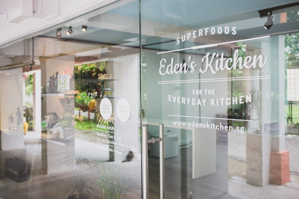 Resources For a Gluten-Free, Real Food Diet In Singapore