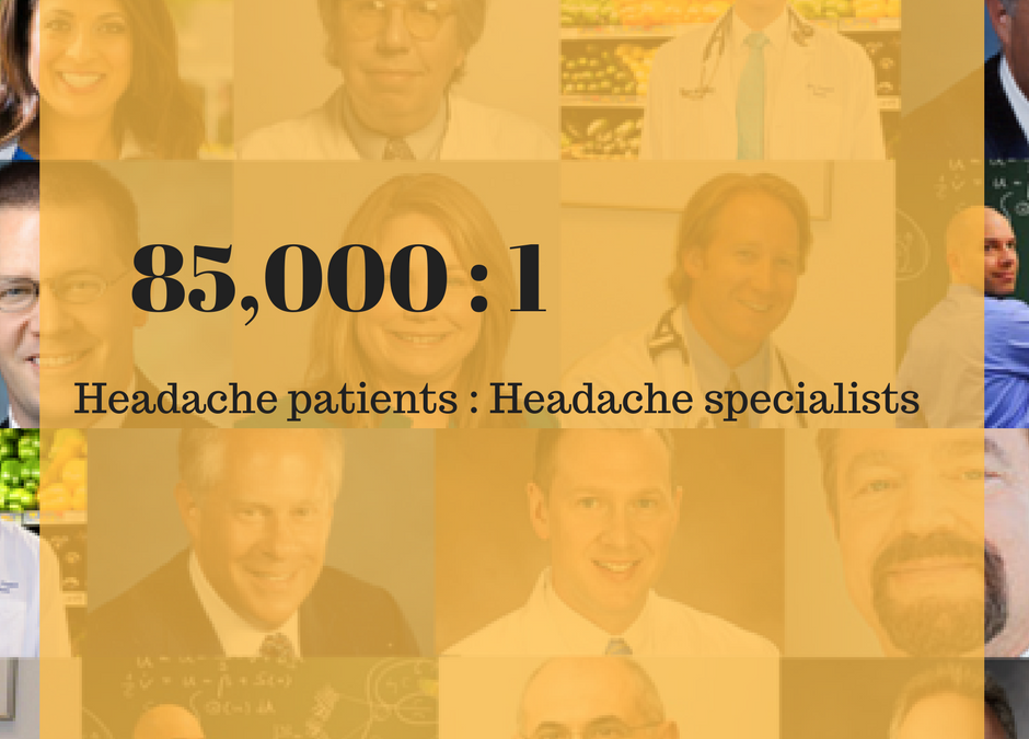 Alarming National Shortage of Headache Specialists