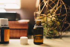 migraine relief, essential oils